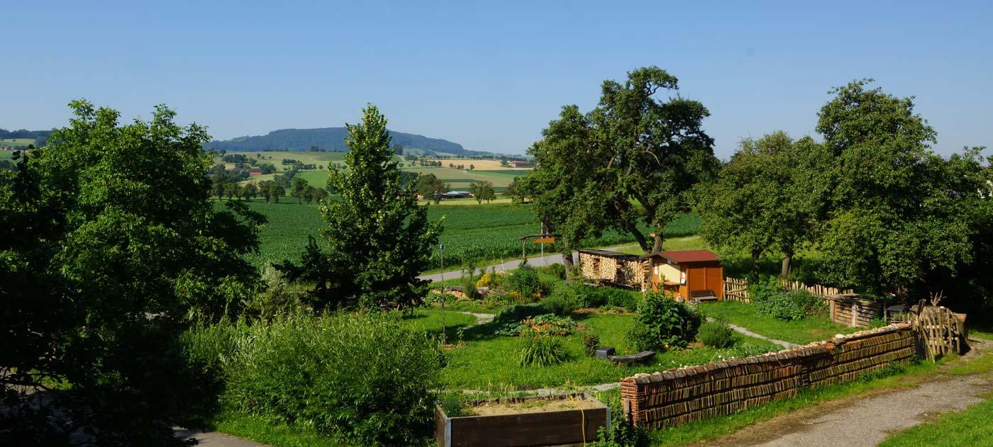 Kräutergarten Weistrach